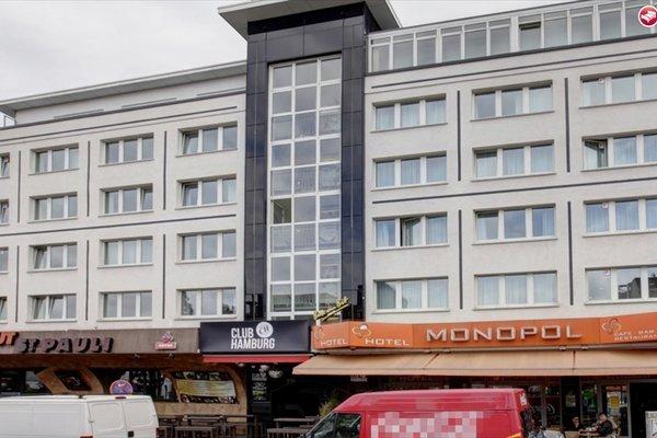 Cityhotel Monopol - фото 22
