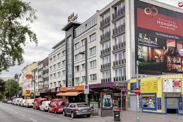 Cityhotel Monopol - фото 23