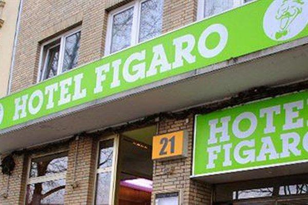 Figaro Hotel - фото 14