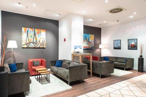 Egon Hotel Hamburg City - фото 5