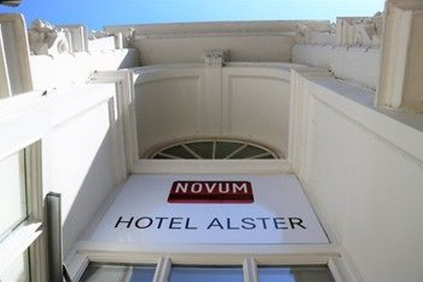 Novum Hotel Alster Hamburg St. Georg - фото 10