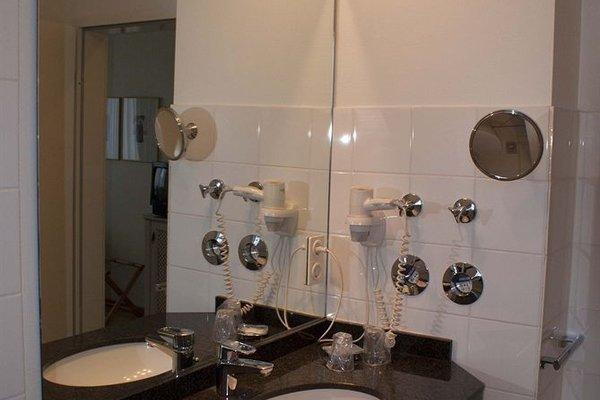 Entree Gross Borstel Garni Hotel - фото 12