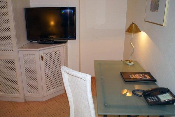 Entree Gross Borstel Garni Hotel - фото 14