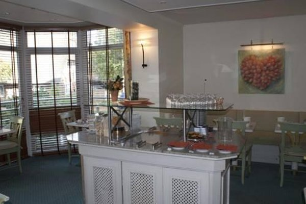 Entree Gross Borstel Garni Hotel - фото 15