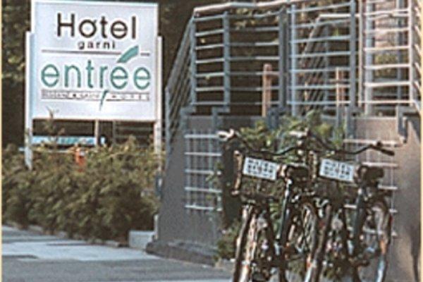 Entree Gross Borstel Garni Hotel - фото 20
