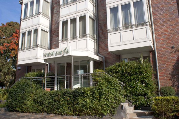 Entree Gross Borstel Garni Hotel - фото 22