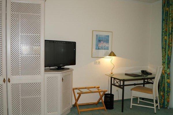 Entree Gross Borstel Garni Hotel - фото 7