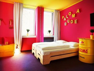 Хостел Superbude Hotel Hostel St. Georg