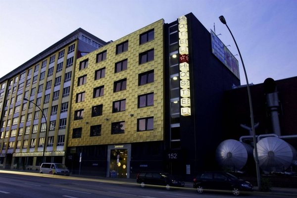 Superbude Hotel Hostel St. Georg - фото 23