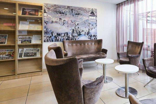 Novum Select Hotel Hamburg Nord - фото 4