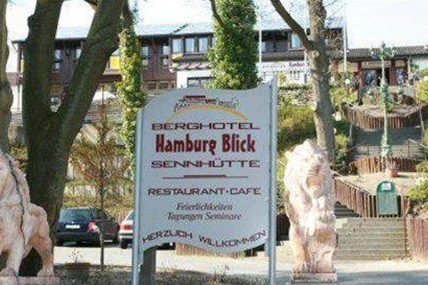 Berghotel Hamburg Blick - фото 10