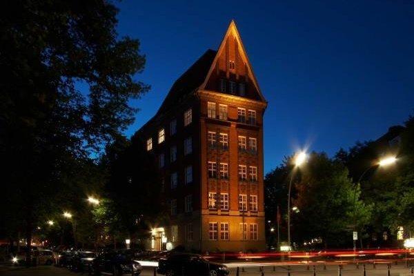 Hotel Wagner im Dammtorpalais - фото 23