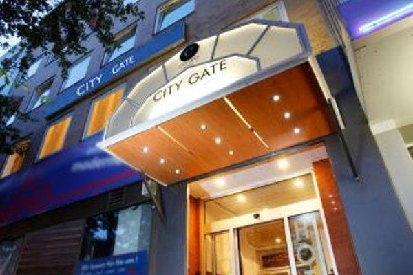 Centro Hotel City Gate - фото 9