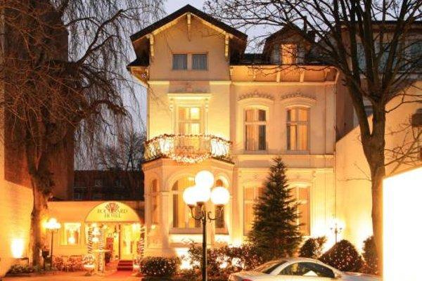 Boulevard Hotel Hamburg - фото 22