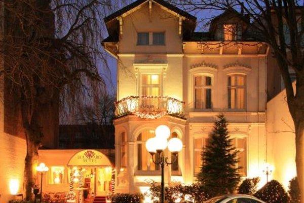 Boulevard Hotel Hamburg - фото 23