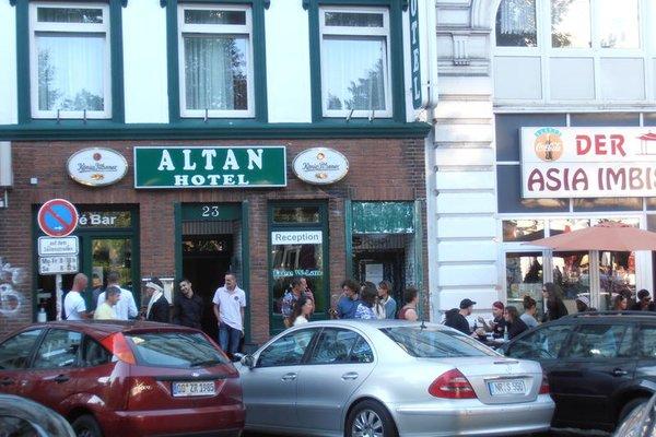 Altan Hotel - фото 19