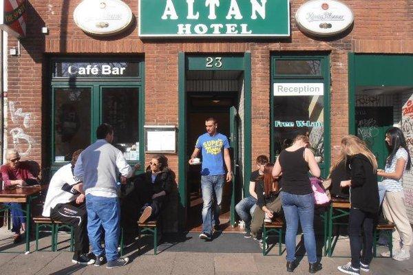 Altan Hotel - фото 20