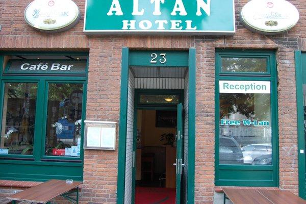 Altan Hotel - фото 21
