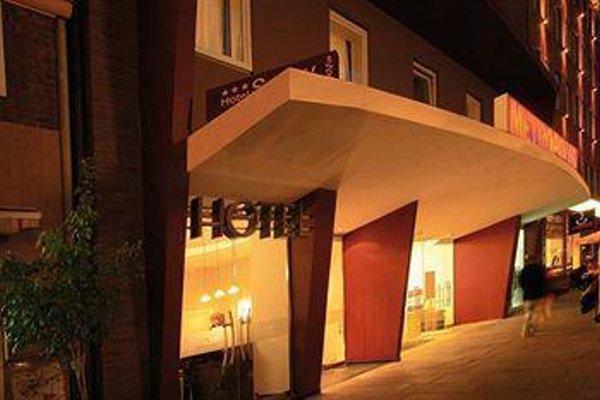 Novum Hotel Savoy Hamburg Mitte - фото 20