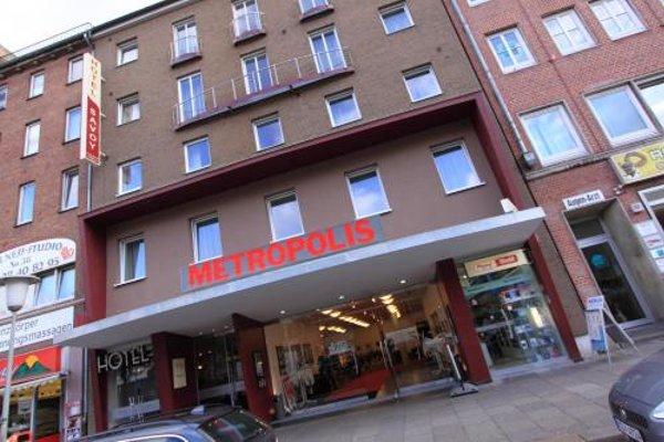 Novum Hotel Savoy Hamburg Mitte - фото 22