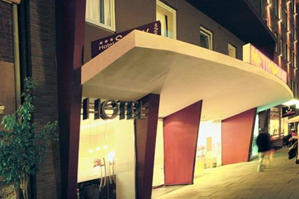 Novum Hotel Savoy Hamburg Mitte - фото 23