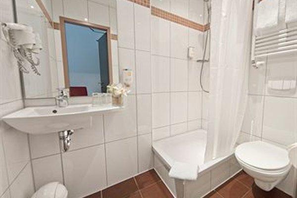 Novum Hotel Savoy Hamburg Mitte - фото 8
