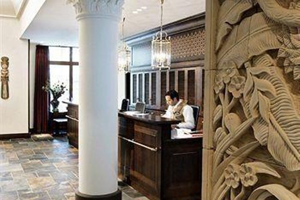 Lindner Park-Hotel Hagenbeck - фото 14