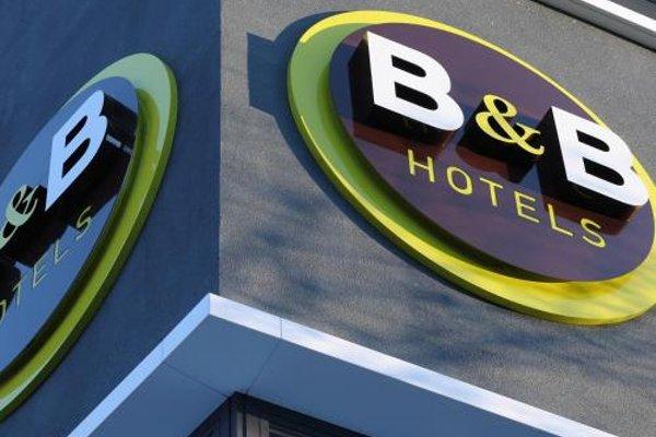 B&B Hotel Hamburg-Altona - фото 20