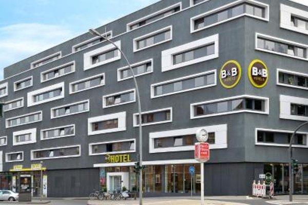 B&B Hotel Hamburg-Altona - фото 22