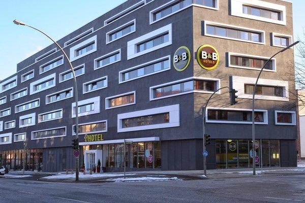 B&B Hotel Hamburg-Altona - фото 23