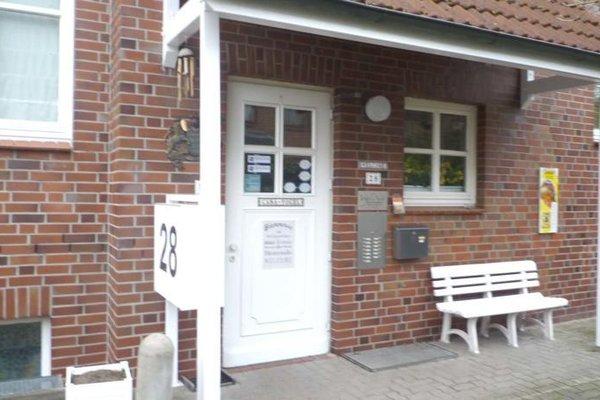 Vogels-Nest Boardinghouse Niendorf - фото 21
