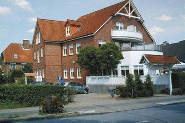 Vogels-Nest Boardinghouse Niendorf - фото 22