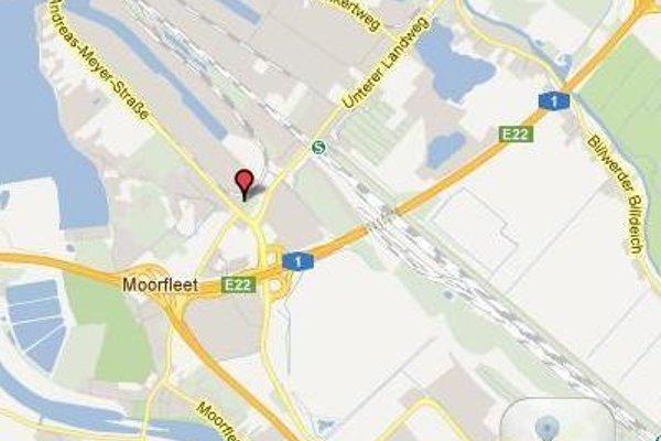 AMEDIA Express Hamburg Moorfleet - фото 6