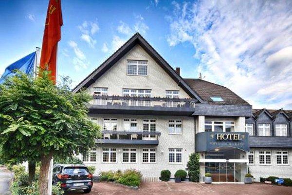 Hotel Poppenbutteler Hof - 50
