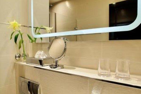 Hotel Poppenbutteler Hof - 12