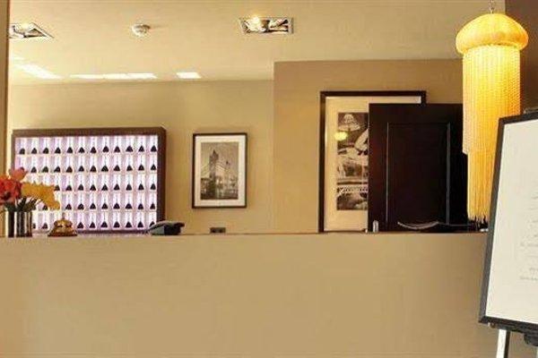 Hotel Poppenbutteler Hof - 15
