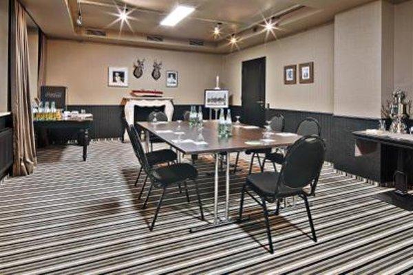 Hotel Poppenbutteler Hof - 19