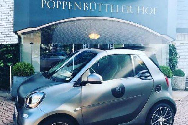 Hotel Poppenbutteler Hof - 22