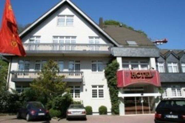 Hotel Poppenbutteler Hof - 23