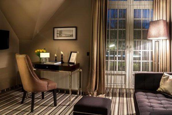 Hotel Poppenbutteler Hof - 5