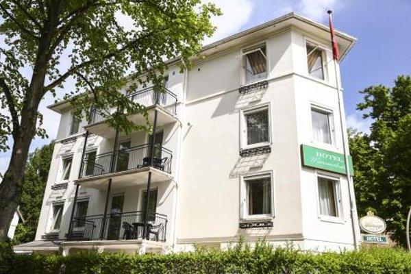 Hotel Marienthal Garni - фото 22
