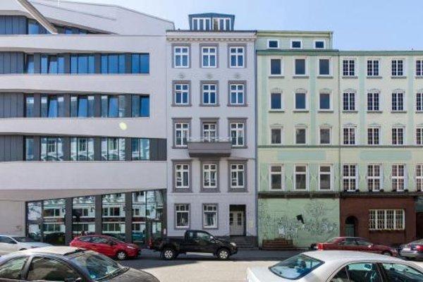 Novum Hotel City Apart Hamburg - фото 23