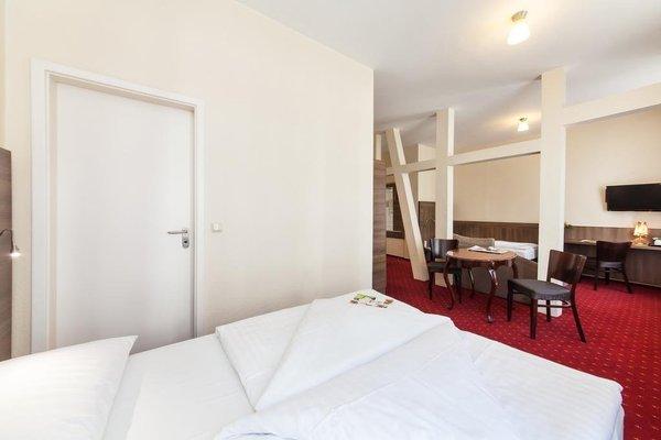 Novum Hotel City Apart Hamburg - фото 5