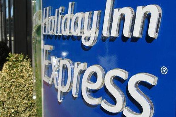 Holiday Inn Express Hamburg - St. Pauli-Messe - 20