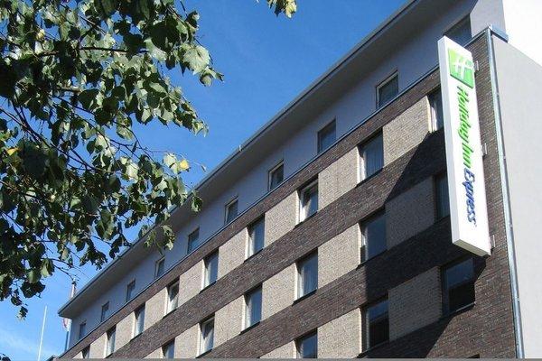 Holiday Inn Express Hamburg - St. Pauli-Messe - 22
