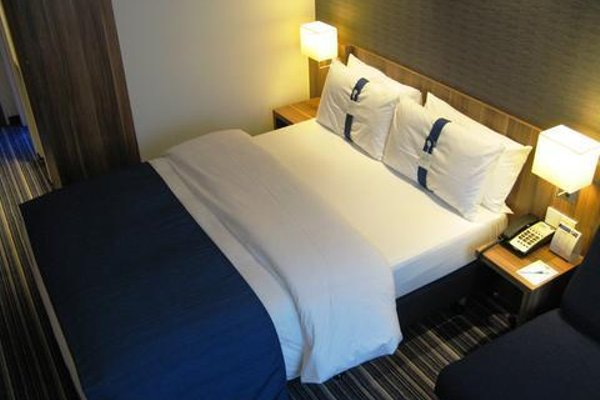 Holiday Inn Express Hamburg - St. Pauli-Messe - 4