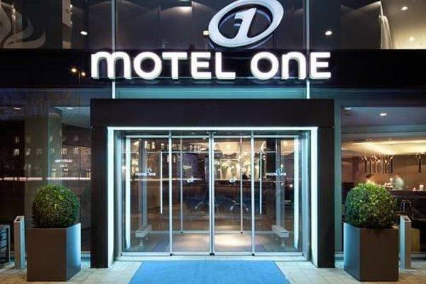 Motel One Hamburg am Michel - 20