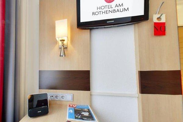 Hotel am Rothenbaum - фото 21