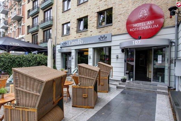 Hotel am Rothenbaum - фото 23