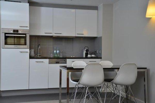 Adina Apartment Hotel Hamburg Michel - фото 11